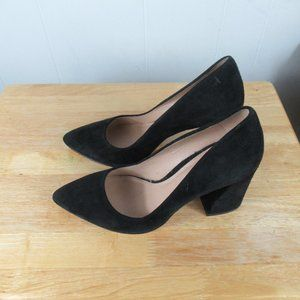 VC John Camuto Shoes Suede Leather Size 6 1/2 M